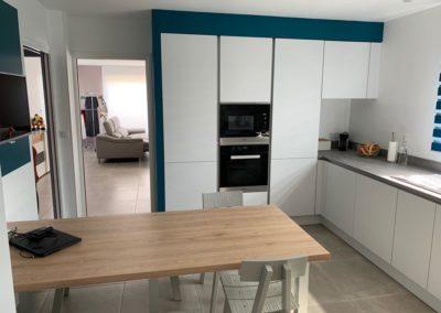 aménagement cuisine moderne à Caen (Calvados -14)