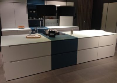 cuisine contemporaine design Leicht â Caen