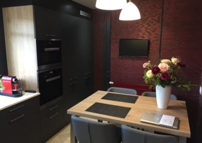 cuisine contemporaine design â Caen