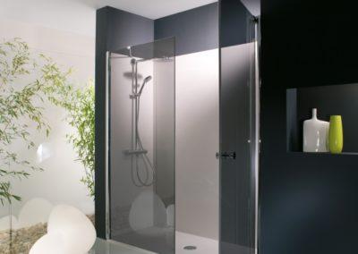 salle de douches à Caen