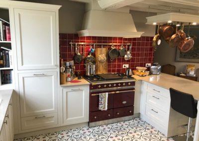 cuisine cottage, rustique à Caen (Calvados -14)